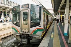 E721 For Fukushima (しまむー) Tags: pentax mz3 smc a 28mm f28 kodak gold 200 北海道&東日本パス 普通列車 local train trip east japan 東北本線 縦断