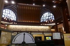 La Hall du public, création de Alphonse Defrasse  (1) (Mhln) Tags: hôtel gaillard banque france cité économie citéco paris musée expo banquedefrance renaissance style