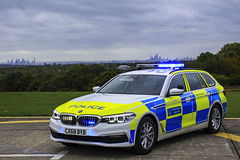 CX68 BYB (S11 AUN) Tags: london metropolitan police bmw 530i estate touring anpr interceptor traffic car roads policing unit rpu 999 emergency vehicle metpolice cx68byb