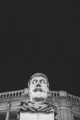 DSCF2163 (Daniel John Benton) Tags: oxford oxfordshire england unitedkingdom uk greatbritain britain britishisles europeanunion eu europe earth night stars statue sculpture fujifilm fuji x100f ig