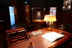 Le bureau du Directeur (4) (Mhln) Tags: hôtel gaillard banque france cité économie citéco paris musée expo banquedefrance renaissance style