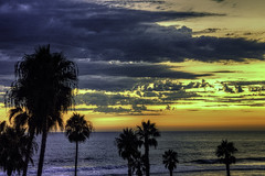 O'Side Sunset 11-9-4-19 (rod1691) Tags: california united states nature beauty usa tropical paradise sunrise palm trees outdoor landscape seascape walkabout sunset photography travel beach sand sun pier strand canon40506070d
