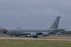 Photo of 63-8871 KC-135R Mildenhall.