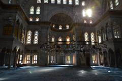 Nuruosmaniye mosque, Istanbul (Dominique ALLAIN) Tags: istanbul turkey mosque