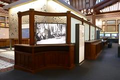 La Hall du public, création de Alphonse Defrasse  (6) (Mhln) Tags: hôtel gaillard banque france cité économie citéco paris musée expo banquedefrance renaissance style
