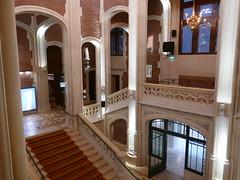 L'Escalier d'honneur (8) (Mhln) Tags: hôtel gaillard banque france cité économie citéco paris musée expo banquedefrance renaissance style