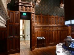 La Salle à manger (3) (Mhln) Tags: hôtel gaillard banque france cité économie citéco paris musée expo banquedefrance renaissance style