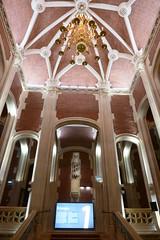 L'Escalier d'honneur (1) (Mhln) Tags: hôtel gaillard banque france cité économie citéco paris musée expo banquedefrance renaissance style