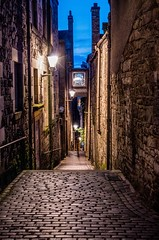 alley-ancient-architecture-buildings-416887 (topten5) Tags: ancient architecture buildings city cobblestone street cobblestones edinburgh historic historically light lights masonry narrow night old building houses town pavement paving stones scotland stair step staircase stairs urban wall