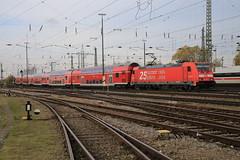 DB Regio 146 221-7 RE, Basel Bad Bhf (michaelgoll777) Tags: traxx db br146