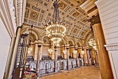 St Georges Hall (michael_d_beckwith) Tags: st hall halls georges stgeorgeshall building architecture buildings interiors rooms place interior room places architectural historic historical inside old history beautiful pretty arch famous landmarks arches landmark chandelier chandeliers ornate pritty ffamous england west english heritage tourism liverpool european dancing northwest events north event british merseyside liverpudlian public o stock creative free commons host zero domain 5k hosting 4k uhd michaeldbeckwith michael d beckwith