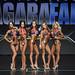 Bikini A 4th McDonald 2nd Garwood 1st Davis 3rd Dickson 5th Lake-5