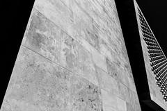 City Crash (gibelgraphics) Tags: architettura bn monocromatico bianco nero r malta astrazione astratto