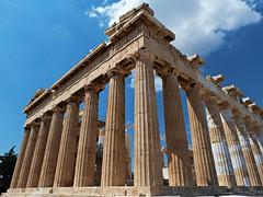 El Partenón. Acrópolis de Atenas 🇬🇷 (LUCHO MALER) Tags: greece grecia partenón
