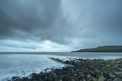 Kimmeridge Bay (catchapman44) Tags: autumn canon canon5dmarkiv clouds coast coastline england landscape longexposure moody outdoors rocks sea seadefence seascape storm unitedkingdom waterscape