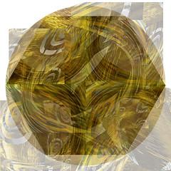 The Golden Hour (soniaadammurray - On & Off) Tags: digitalphotography art myart abstractart experimentalart visualart contemporaryart shapes golden time artchallenge hss sliderssunday