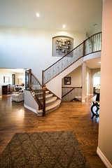 staircase-area-2121121 (topten5) Tags: apartment architecture area rug carpet contemporary downstairs furniture home house indoors inside interior design living room modern receiving seat staircase stairs wooden flooring