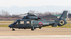 Aérospatiale SA-365N-1 Dauphin 157 Aéronavale (William Musculus) Tags: aviation spotting william musculus strasbourg entzheim lfst sxb aérospatiale sa365n1 dauphin 157 france navy aéronavale sa365 marine nationale helicopter