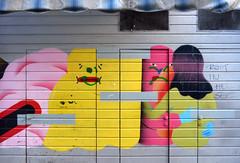 Street Art (Don Claudio, Vienna) Tags: naschmarkt wien vienna markt graffiti kunst street art
