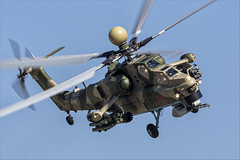 Mil Mi-28NM - 05 (NickJ 1972) Tags: maks zhukovsky airshow 2019 aviation mil mi28 havoc rf13489 70 red