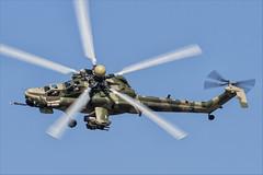 Mil Mi-28NM - 08 (NickJ 1972) Tags: maks zhukovsky airshow 2019 aviation mil mi28 havoc rf13489 70 red