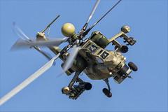 Mil Mi-28NM - 10 (NickJ 1972) Tags: maks zhukovsky airshow 2019 aviation mil mi28 havoc rf13489 70 red