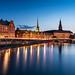 _DSC1728 - Copenhagen Slotsholmen blue hour
