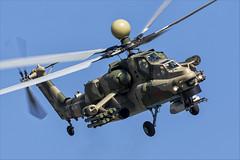 Mil Mi-28NM - 16 (NickJ 1972) Tags: maks zhukovsky airshow 2019 aviation mil mi28 havoc rf13489 70 red