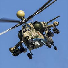 Mil Mi-28NM - 18 (NickJ 1972) Tags: maks zhukovsky airshow 2019 aviation mil mi28 havoc rf13489 70 red