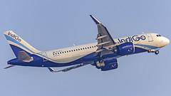 Indigo Airbus A320NEO VT-ITJ Bangalore (BLR/VOBL) (Aiel) Tags: indigo airbus a320 a320neo vtitj bangalore bengaluru canon60d