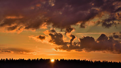 That's it - and the sun will rise. (anytime-anywhere) Tags: april spring clouds sunrise nikon 2018