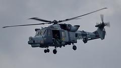 Wildcat (Bernie Condon) Tags: portsmouth dockyard hmnb historicdockyard hampshire hmnavalbase rn navy royalnavy harbour port westland lynx wildcat helicopter chopper military warplane asw asuw