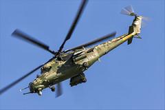 Mil Mi-35M - 08 (NickJ 1972) Tags: maks zhukovsky airshow 2019 aviation mil mi24 mi35 hind 341 2302 yellow