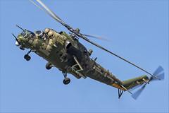 Mil Mi-35M - 11 (NickJ 1972) Tags: maks zhukovsky airshow 2019 aviation mil mi24 mi35 hind 341 2302 yellow