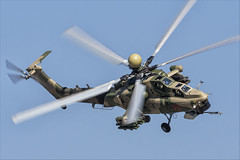 Mil Mi-28NM - 03 (NickJ 1972) Tags: maks zhukovsky airshow 2019 aviation mil mi28 havoc rf13489 70 red