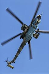 Mil Mi-28NM - 07 (NickJ 1972) Tags: maks zhukovsky airshow 2019 aviation mil mi28 havoc rf13489 70 red