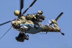 Mil Mi-28NM - 12 (NickJ 1972) Tags: maks zhukovsky airshow 2019 aviation mil mi28 havoc rf13489 70 red