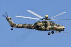 Mil Mi-28NM - 14 (NickJ 1972) Tags: maks zhukovsky airshow 2019 aviation mil mi28 havoc rf13489 70 red