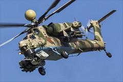 Mil Mi-28NM - 20 (NickJ 1972) Tags: maks zhukovsky airshow 2019 aviation mil mi28 havoc rf13489 70 red