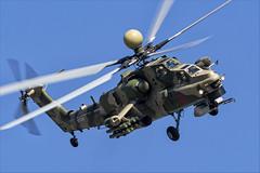 Mil Mi-28NM - 23 (NickJ 1972) Tags: maks zhukovsky airshow 2019 aviation mil mi28 havoc rf13489 70 red