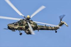 Mil Mi-28NM - 26 (NickJ 1972) Tags: maks zhukovsky airshow 2019 aviation mil mi28 havoc rf13489 70 red