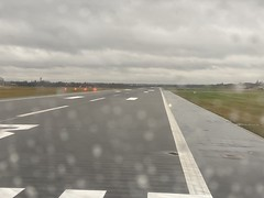 Photo of Birmingham airport runway