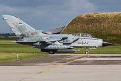 Tornado at Jagel (lha-spotter.de) Tags: 4654 panavia tornado ecr german air force jagel schleswig luftwaffe 51 tigers nato tiger gaf