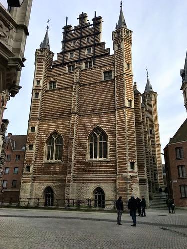 Antwerpen: Vleeshuis 1501/1504 voormalig Gildehuis