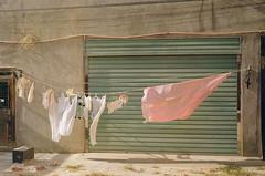 Clothes/colours (djsoas) Tags: pentax spotmatic kodak colorplus clothes colours