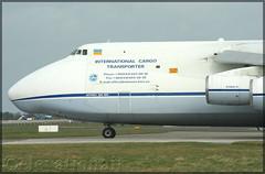UR-82008 Antonov AN-124-100 Antonov Airlines (elevationair ✈) Tags: dub eidw dublin airport dublinairport ireland avgeek aviation airplane plane aircraft outsizecargo cargo freighter fourholer 4holer adb antonovdesignbureau antonovairlines an124 a124 antonovan124100 ur82008 un unpeacekeeing irisharmy soviet russian