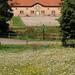 20190726_09 Fancy old stable building & meadow with white flowers | Kinnekulleleden, Västergötland, Sweden