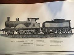 Photo of GREAT EASTERN RAILWAY No. 759