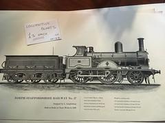 Photo of NORTH STAFFORDSHIRE RAILWAY No. 27