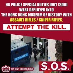 Hong Kong Protest (bhkg2019) Tags: britons want sino british declaration is dead god save queen great britain uk brexit london larbour conservatives parliament house load commons hong kong protest